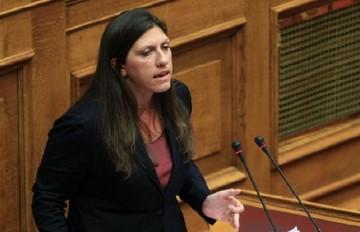 Κωσταντοπούλου:«Δεν θα υπερασπιστώ άλλο τον πρωθυπουργό»