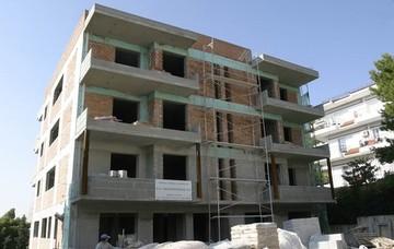 Αυξήθηκαν οι οικοδομικές άδειες το α΄ πεντάμηνο 2015