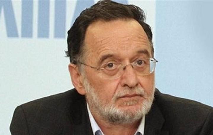 """Λαφαζάνης:«Το """"ευρώ ή θάνατος"""" το ανακάλυψαν για να δικαιολογήσουν τη μνημονιακή στροφή τους»"""