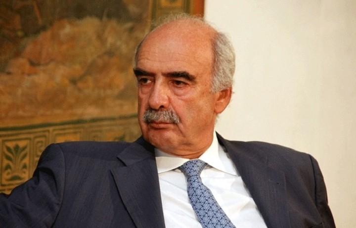 Αντίθετος με τις πρόωρες εκλογές ο Μεϊμαράκης