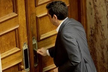 Κλείνει η βουλή με απόφαση Τσίπρα