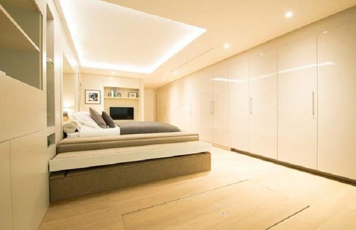 «Έξυπνο» σπίτι εξοικονομεί χώρο (ΦΩΤΟ)