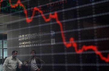 Ισχυρή πτώση για το Χ.Α. - Έκλεισε με απώλειες 3,52%