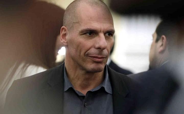 Βαρουφάκης:«Ο Σόιμπλε μου χε πει ότι η Ελλάδα δεν έχει καμία θέση στην Ευρωζώνη»