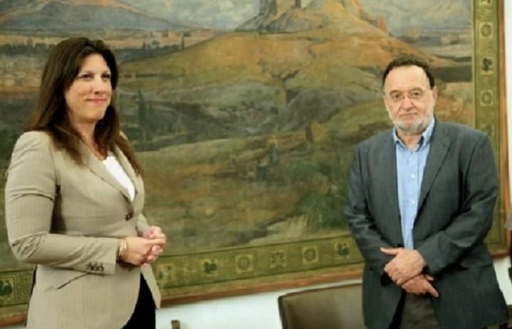 Ζωή:«Παραιτήθηκε στα μουλωχτά ο Τσίπρας»-Λαφαζάνης:«Εκλογές Αυγουστιάτικα δεν έχει ξαναγίνει»