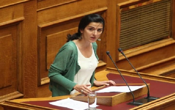 Εκτός ψηφοδελτίων του ΣΥΡΙΖΑ η Ηρώ Διώτη - Τι αναφέρει στην επιστολή της