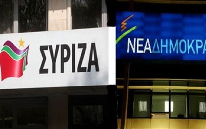 Σε απόσταση αναπνοής ΣΥΡΙΖΑ - ΝΔ: Τι δείχνουν οι δημοσκοπήσεις