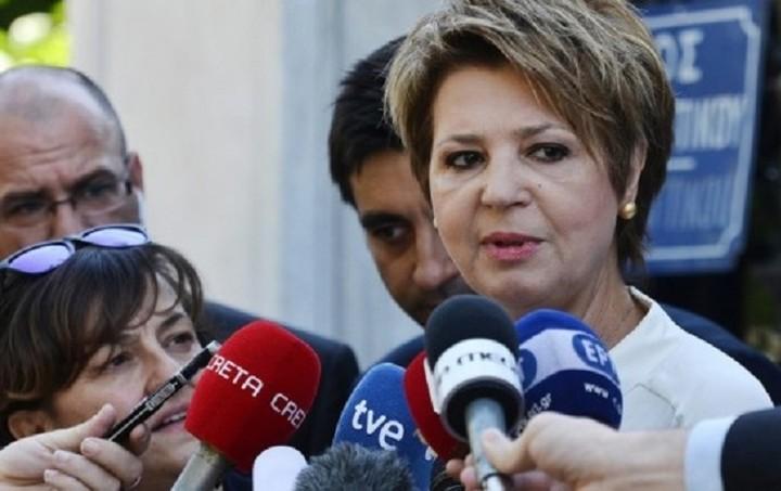 Και επίσημα η Ο. Γεροβασίλη εκπρόσωπος Τύπου του ΣΥΡΙΖΑ