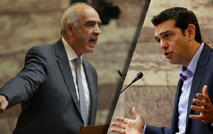 Σκληρό μπραντ ντε φερ ΣΥΡΙΖΑ με ΝΔ - Τσίπρας: Οι παλιοί πολιτικοί μάς έσπρωξαν στο χαντάκι - Μεϊμαράκης: Φεσώσατε 90 δισ. σε 7 μήνες