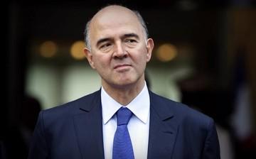 Υπέρ της εγκαθίδρυσης μιας οικονομικής διακυβέρνησης της ευρωζώνης ο Μοσκοβισί