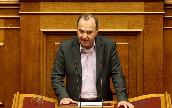 Σφοδρή επίθεση Στρατούλη προς ΣΥΡΙΖΑ για τις συντάξεις