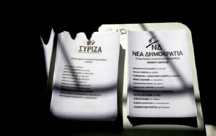 Δημοσκόπηση «φωτιά»: Ισοπαλία ΣΥΡΙΖΑ - ΝΔ