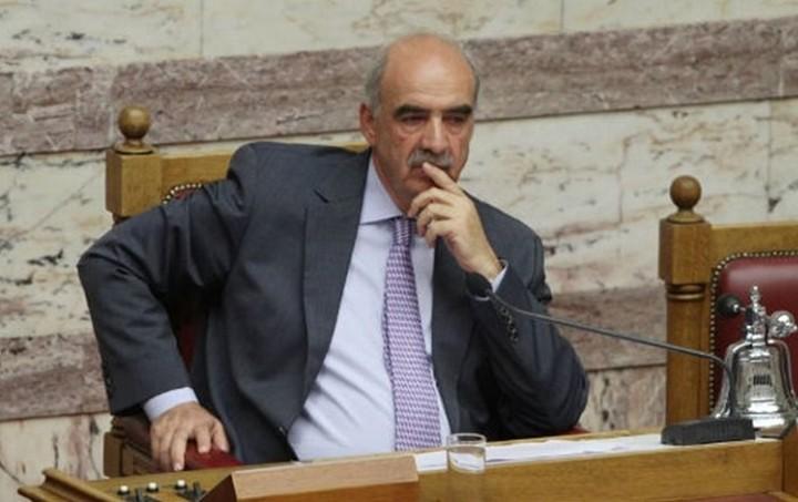 Μεϊμαράκης: Τα προβλήματα λύνονται με διάλογο, συναίνεση και κοινή προσπάθεια