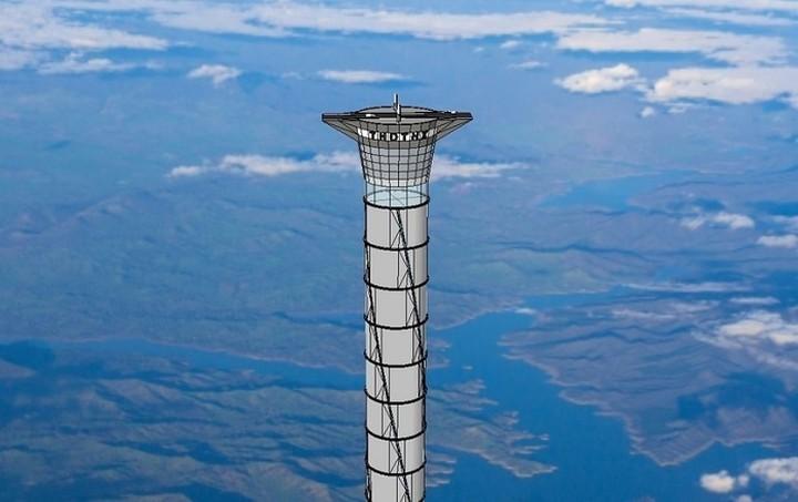 Έρχεται το μεγαλύτερο ασανσέρ του κόσμου: Θα έχει ύψος 20 χιλιόμετρα! (video)