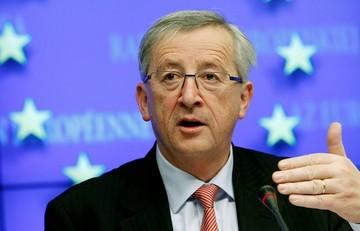 Γιούνκερ: «Το πρόγραμμα που συμφωνήθηκε πρέπει να τηρηθεί»