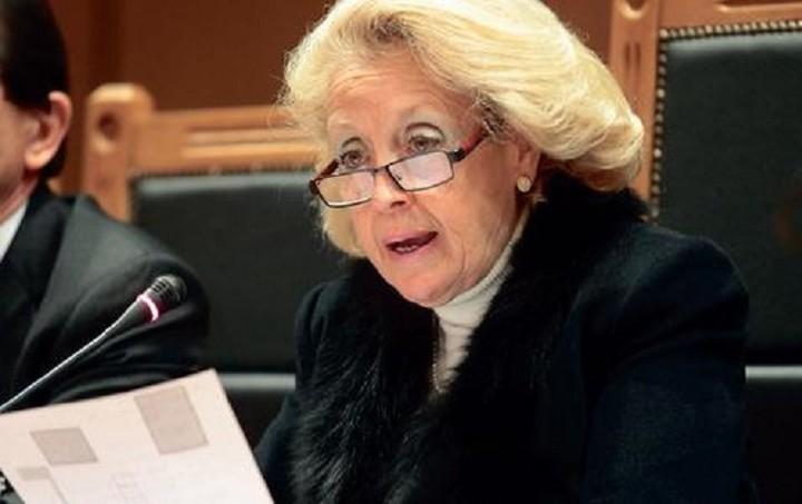 Β. Θάνου: Η Ελλάδα εφαρμόζει αυστηρά τις ευρωπαϊκές και διεθνείς συνθήκες