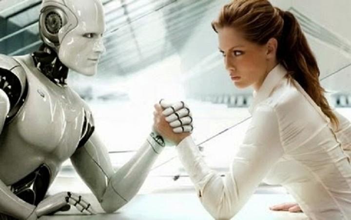 Mάθε εδώ και τώρα αν κινδυνεύει να σου κλέψει τη δουλειά σου ένα ρομπότ