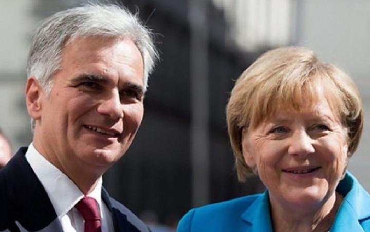 Γερμανία και Αυστρία καλούν σε έκτακτη Σύνοδο για το μεταναστευτικό