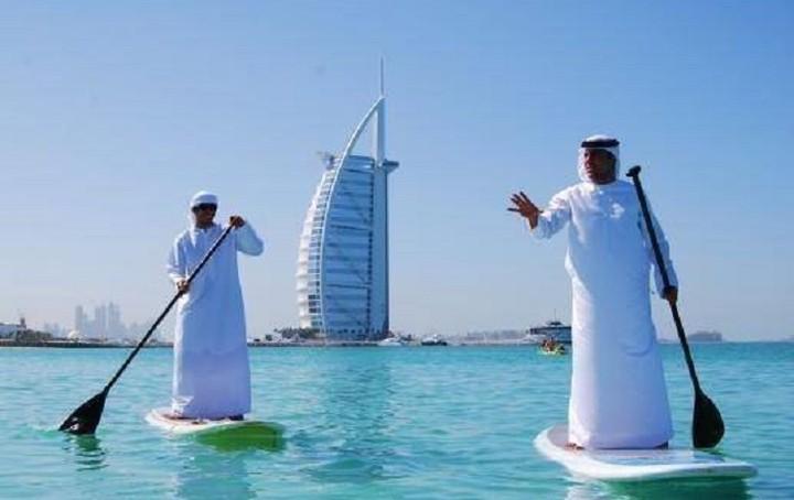 Δείτε 14 πράγματα που μόνο στο Ντουμπάι μπορεί να συναντήσει κανείς