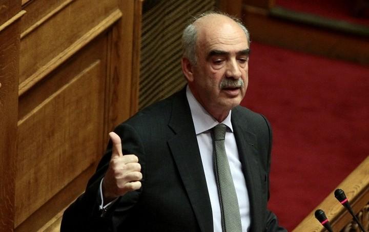 """Μεϊμαράκης: Ο Αβραμόπουλος είναι """"ελληνικό κεφάλαιο για την Ευρώπη"""""""