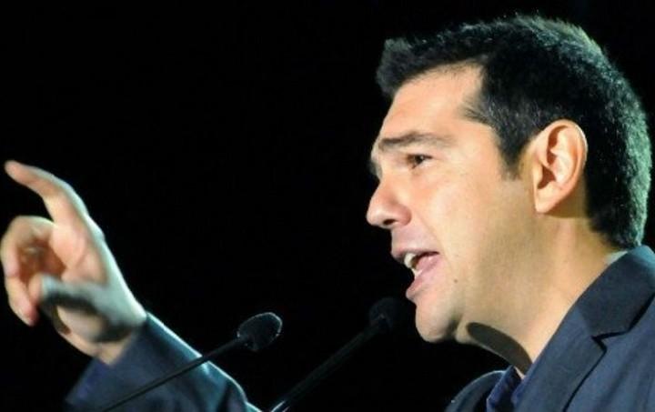 """Τσίπρας: Ο λαός με την ψήφο του θα ανατρέψει μια Ελλάδα """"καθαρτήριο"""" της ΝΔ"""