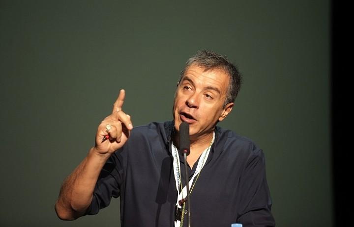 Θεοδωράκης: Ψήφιστε το Ποτάμι που δεν πιστεύει στην παντοκρατορία των κομμάτων