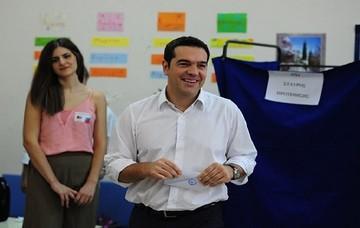 Τσίπρας: Σήμερα ο ελληνικός λαός θα επισφραγίσει τη μετάβαση σε μια άλλη εποχή(ΒΙΝΤΕΟ)