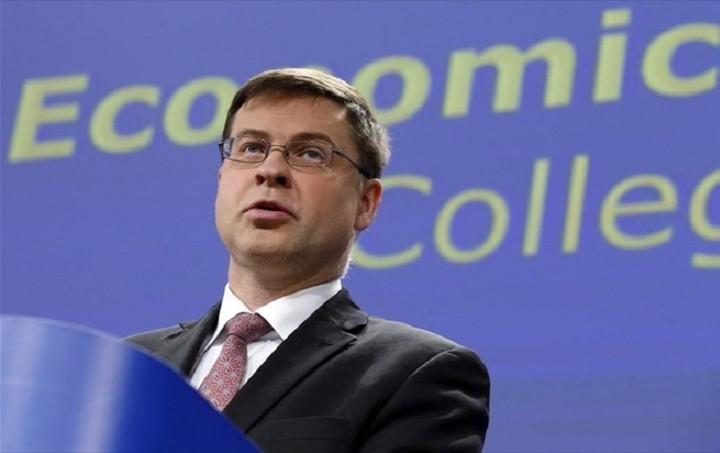 Ντομπρόβσκις: Η Ελλάδα θα επανέλθει στην ανάπτυξη εάν εφαρμόσει τις μεταρρυθμίσεις