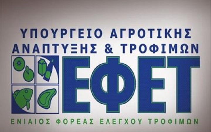 Ο ΕΦΕΤ ανακαλεί κατεψυγμένο σουτζουκάκι - Δείτε ποιο και γιατί