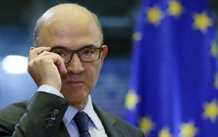 Μοσκοβισί: Οι Έλληνες επέλεξαν τη συμφωνία με την Ευρώπη και τις μεταρρυθμίσεις