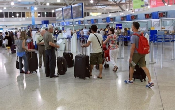 ΤτΕ: Αυξημένες κατά 3,5% οι ταξιδιωτικές εισπράξεις τον Ιούλιο