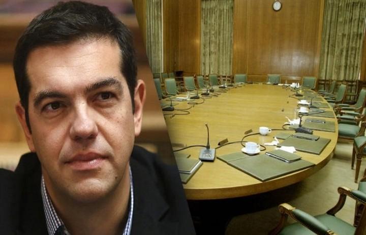Ποια υπουργεία ανασυστήνει και μετονομάζει ο Τσίπρας