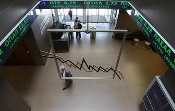 Με πτώση 2,32% έκλεισε το Χρηματιστήριο
