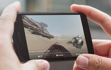 Βίντεο 360 μοιρών λανσάρει το Facebook