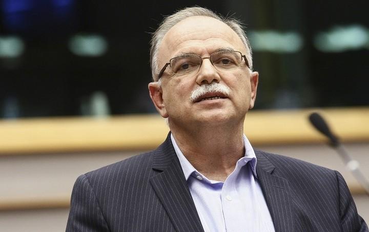 Παπαδημούλης: Προκλητική η άρνηση Ντάισελμπλουμ για συμμετοχή της ευρωκοινοβουλίου στο ελληνικό πρόγραμμα