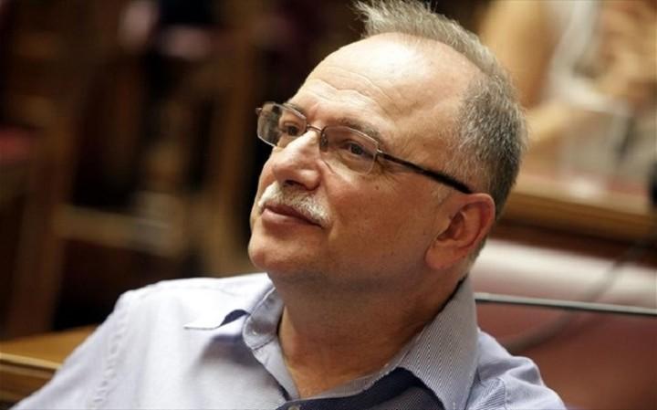 Παπαδημούλης:«Η κυβέρνηση ΣΥΡΙΖΑ-ΑΝΕΛ θα μπορέσει να διαρκέσει όλη την τετραετία»