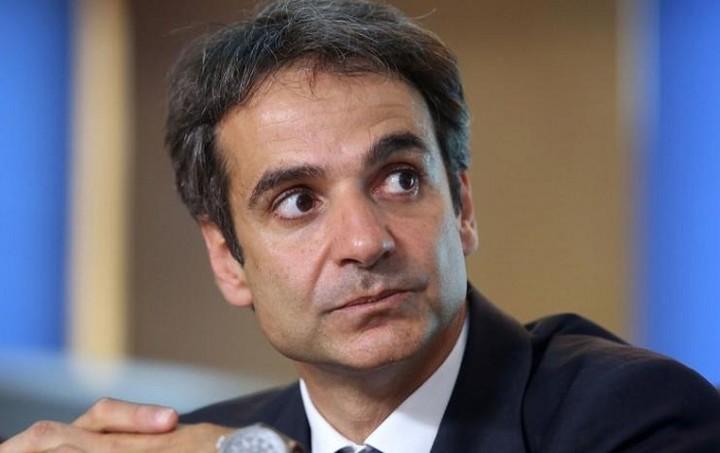 Κ. Μητσοτάκης: Εγώ φαντάζομαι μια Νέα Δημοκρατία από την αρχή