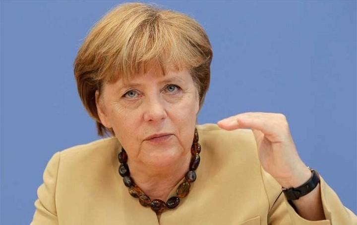 Α. Μέρκελ: «Σημείο καμπής» για τη γερμανική πολιτική η προσφυγική κρίση