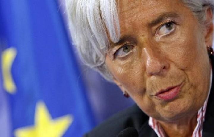 Λαγκάρντ: Η άποψη μας ότι το ελληνικό χρέος πρέπει να είναι βιώσιμο δεν έχει αλλάξει