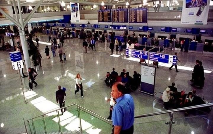 Πάνω από 40 εκατ. επιβάτες το 9μηνο - Ποια αεροδρόμια κατέγραψαν τη μεγαλύτερη επιβατική κίνηση