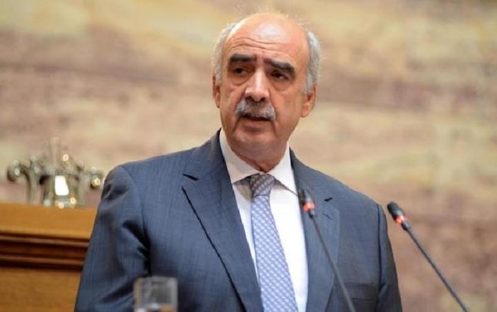 Μεϊμαράκης: Θέλω να πιστεύω ότι ο κ. Βούτσης θα διαφυλάξει το κύρος της Βουλής