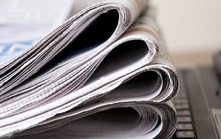 Οι εφημερίδες σήμερα Σάββατο (10.10.15)