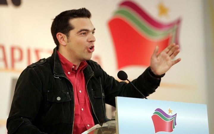 Τσίπρας: Ο ΣΥΡΙΖΑ πρέπει να είναι «κόμμα εκτός κράτους»