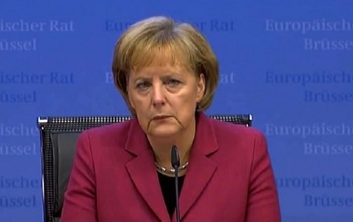 Η Μέρκελ πιστή στην πολιτική που ακολουθεί αναφορικά με την προσφυγική κρίση