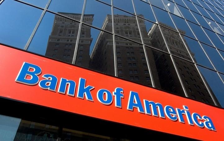 Bank of America: Κέρδη 4,51 δισ. δολάρια το γ' τρίμηνο του 2015