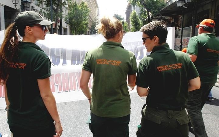 Επιστρέφει από τις 28 Οκτωβρίου η δημοτική αστυνομία