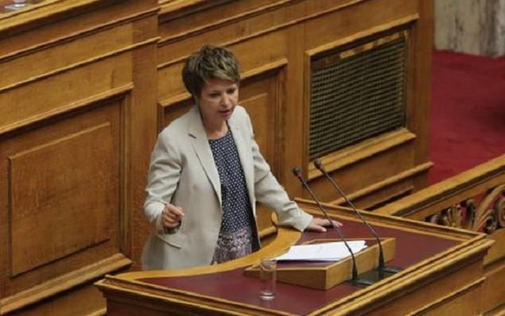 Γεροβασίλη: Η ανακοίνωση της ΝΔ είναι ευθεία επίθεση στο αρμόδιο θεσμικό όργανο της Βουλής