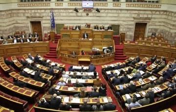 Με 154 «ναι» πέρασε το νομοσχέδιο με τα προαπαιτούμενα
