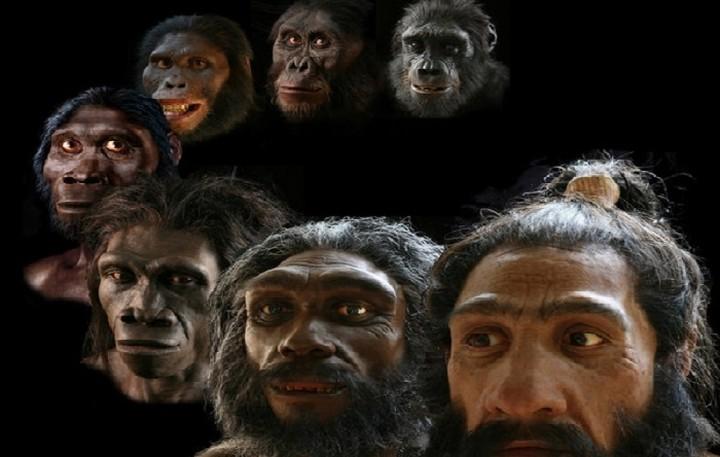 Η εξέλιξη του ανθρώπινου είδους σε 1 λεπτό(ΒΙΝΤΕΟ)
