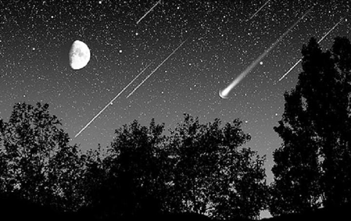 Βρέχει αστέρια αύριο - Τι ώρα μπορείτε να τα δείτε